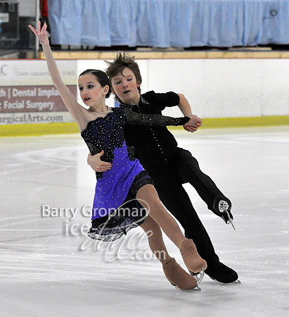 Dancing On Ice: Karen Barber on Jason Gardiner, weight